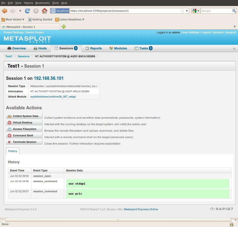 metasploit pro activation key