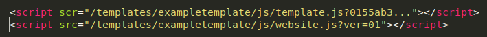 joomla theme enumeration